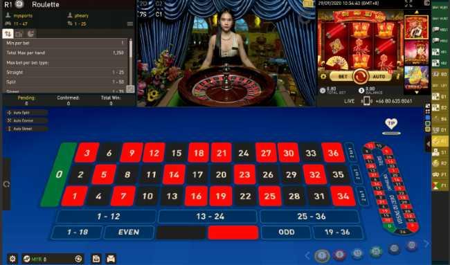 W88 casino roulette