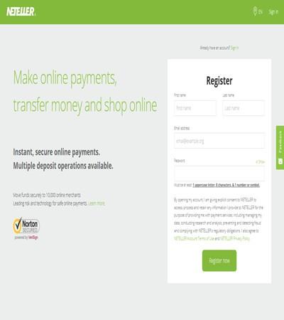 neteller-registration