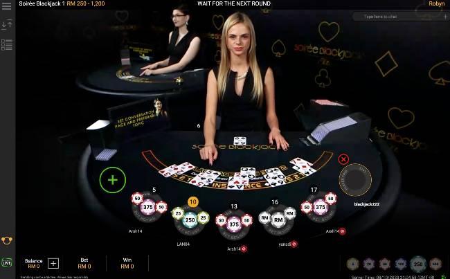 w88 blackjack