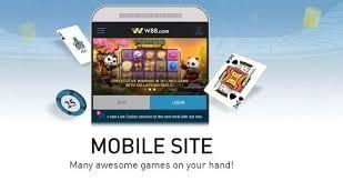 W88 Mobile site