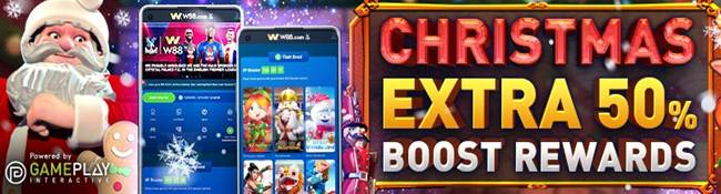 w88 christmas promotion