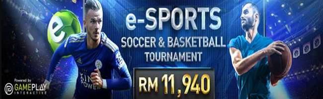 esports tournament - w88