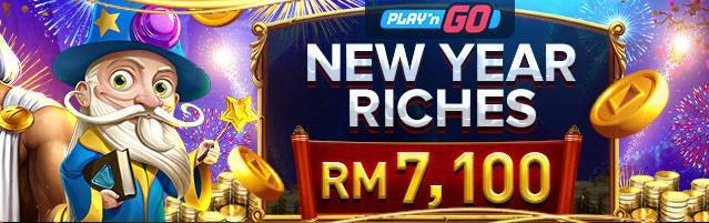 new year riches tournament - w88