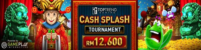 w88 - cash splash tournament