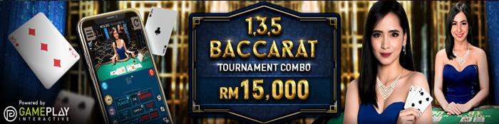 1 2 3 baccarat tournament - w88