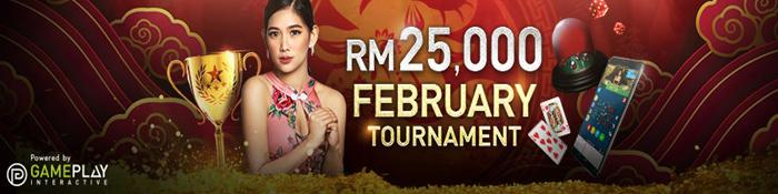 february live casino tournament - w88