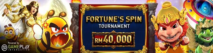 fortune spin promo - w88