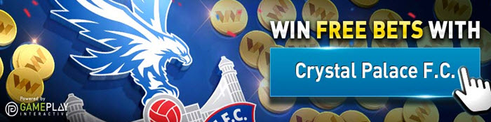 crystal palace free bet - w88