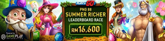 Summer richer - w88