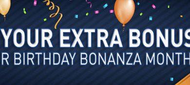 W88 - birthday reload bonus