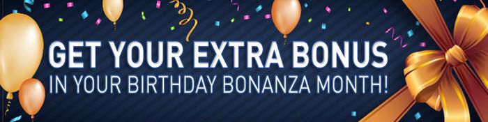 birthday reload bonus - w88