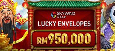 lucky envelopes- w88