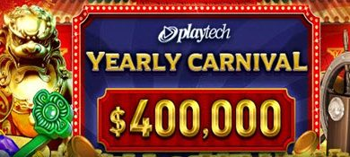 Playtech yearly carnival - w88